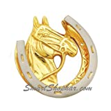 SmartShophar Brass Door Knocker Nickle S...
