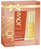 Jovan Musk Oil Woman Set (EDT 26 ml, Shower Gel 200 ml), 1er Pack (1 x 226 ml)