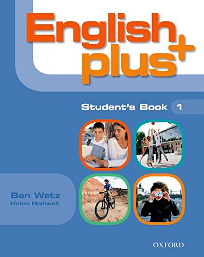 English Plus 1: Student's Book (ES) - 9780194700498