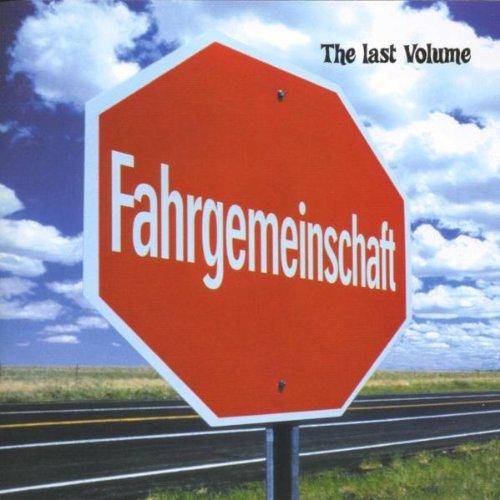 Preisvergleich Produktbild Fahrgemeinschaft-the Last Volume