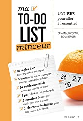 Ma to-do list minceur