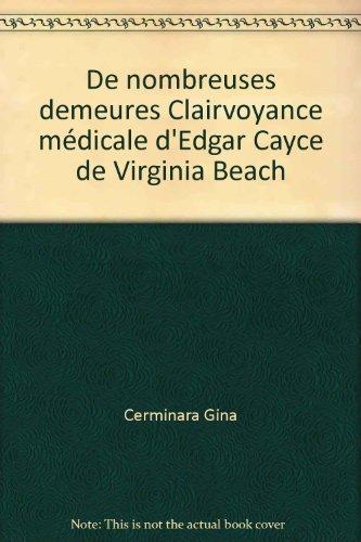 De nombreuses demeures Clairvoyance médicale d'Edgar Cayce de Virginia Beach