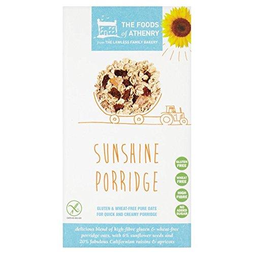 Aliments sans gluten de Athenry Soleil Porridge 450g