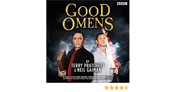 good omens radio drama download