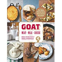 Goat: Meat, Milk, Cheese (English Edition)
