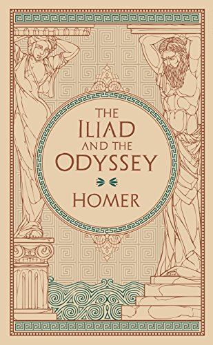 Iliad & The Odyssey, The (Barnes & Noble Leatherbound Classic Collection)