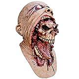 Miyaia Maske Verwesender Zombie Über Kopf Latex