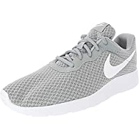 Nike Tanjun Men's Shoes, Grey (Wolf Grey/White 010), 42.5 EU