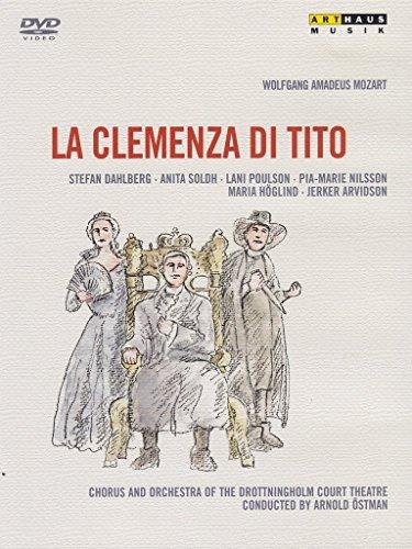 Preisvergleich Produktbild Mozart,  Wolfgang Amadeus - La Clemenza Di Tito (NTSC)