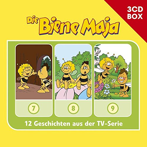 Die Biene Maja-3-CD Hörspielbox Vol.3