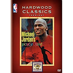 Nba Hardwood Classics: Michael Jordan's Playground [USA] [DVD]
