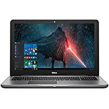 "Dell 15.6"" I5567 High Performance Laptop Computer, Intel Dual-Core I7-7500U Up To 3.5GHz, 16GB DDR4 RAM, 256GB SSD, USB 3.0, 802.11ac, DVD_Bluetooth 4.2, Backlit Keyboard, Windows 10"
