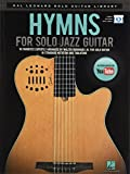 Hymns for Solo Jazz Guitar (Hal Leonard Solo Guitar Library)