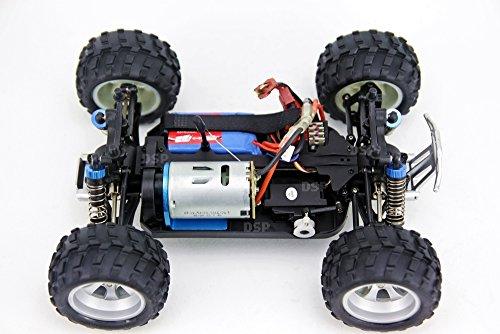 NCC® RAYLINE FUNRACE 01S-C AUTO 4WD BRAVO PRO CAR BIS 70 Km/h - 8