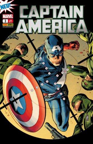 Captain America #3 - Ein Schock für das System (2013, Panini)