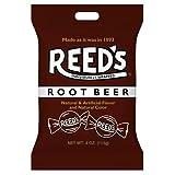 Reed's Root Beer Flavour Sweets - 3 x 113g bags - American Root Beer …