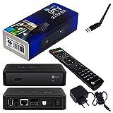 MAG 250 Original IPTV SET TOP BOX Multimedia Player Internet TV IP Receiver + HB Digital Wlan WIFI Stick
