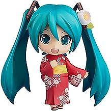 Nendoroid - Vocaloid: Miku Hatsune -Yukata ver.- Natsutsubaki