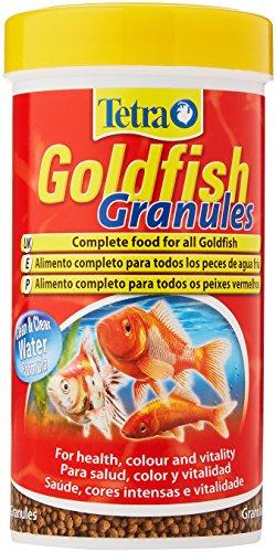Tetra Goldfish Granulos