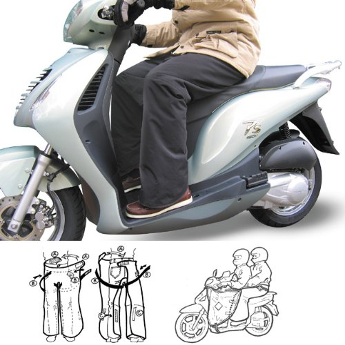 Takeaway – Thermal Motorcycle/Scooter Over-Trousers – Large