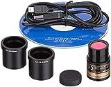AmScope MD35 Still Photo & Live Video Microscope Imager USB Digital Camera Microscope Camera