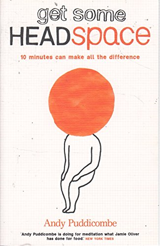 Portada del libro Get Some Headspace: 10 Minutes Can Make All the Difference (Paperback) - Common