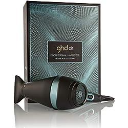 GHD Air® Glacial Blue (edición limitada) - Secador profesional con avanzada tecnología iónica, reduce el tiempo de secado a la mitad. Acabado sedoso y suave. Edición limitada azul hielo