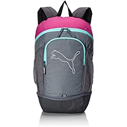 Puma 23 Ltrs Grey Casual Backpack (7439603)