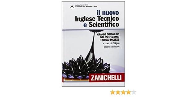 Ufficio Qualità In Inglese : Amazon il nuovo inglese tecnico e scientifico grande