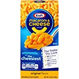 Kraft - Macarrones con queso cena, original, 7,25 oz
