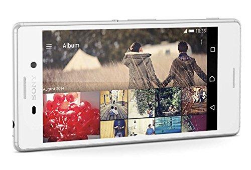 """Sony Xperia M4 Aqua 5"""" Single SIM 4G 2GB 8GB 2400mAh White - Smartphones (12.7 cm (5""""), 2 GB, 8 GB, 13 MP, Android 5.0, White)"""