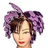 Bluelover Hair Clip Acconciatura Styling Wave Perm Rod Corn Curler Maker Strumento Fai Da Te