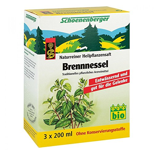 Brennesselsaft Schoenenberger 3X200 ml