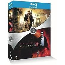 Je suis une légende + Constantine - Coffret 2 Blu-ray