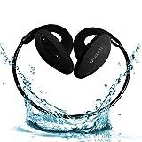 Amkette Trubeats Pulse Bluetooth Headphones (Black)