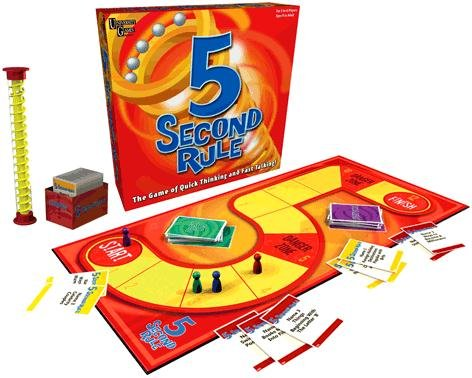 5-second-rule-game