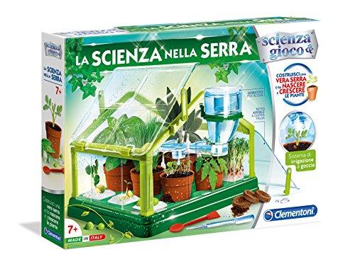Clementoni Scienza e Gioco 13039 - La Scienza nella Serra