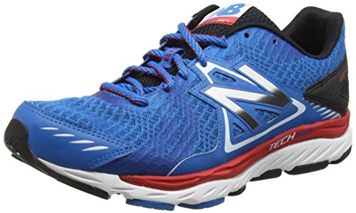 New Balance Running, Scarpe Sportive Indoor Uomo, Multicolore (Blue 400), 44 EU