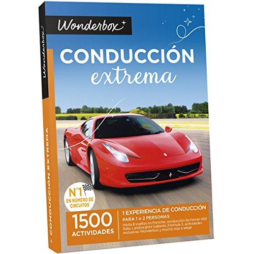 Wonderbox 2017. Conducción extrema