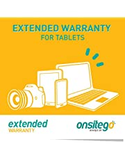 OnsiteGo 1 Year Comprehensive Extended Warranty for Tablets from Rs. 10001 to Rs. 15000
