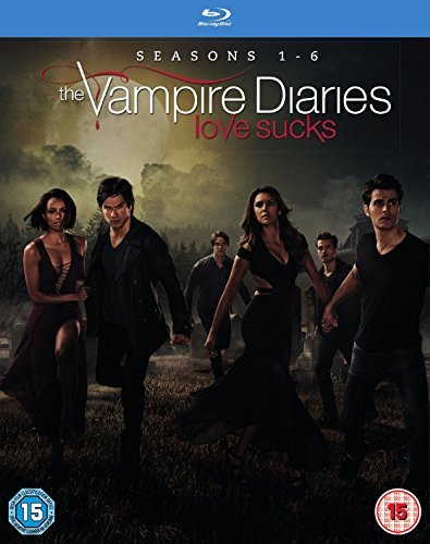 Seasons 1-6 [Blu-ray]