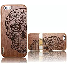 custodia legno iphone 6
