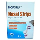 MQFORU 50-Count Better Breath Nasal Strips Large (66mm*19mm) (100)