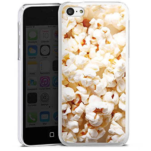 DeinDesign Hülle kompatibel mit Apple iPhone 5c Handyhülle Case Kino Popcorn Poppin Corn - Case-kino Iphone 5c