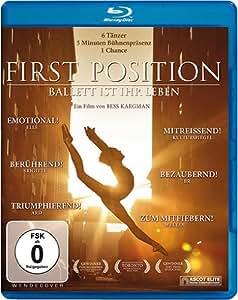 First Position - Ballett ist ihr Leben [Blu-ray]