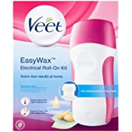 Veet EasyWax Sensitive Electrical Roll-On Kit