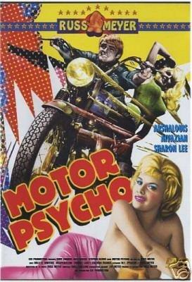 Motorpsycho ... wie wilde Hengste / Motor Psycho [Holland Import] - Holland Motor
