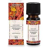 pajoma Parfümöl ''Sandelholz & Amber'', 10 ml, feinste Parfümöle in Geschenkverpackung preisvergleich bei billige-tabletten.eu