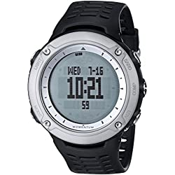 Momentum Mens Digital Watch, digital Display and Plastic Strap 1M-SP46B1B