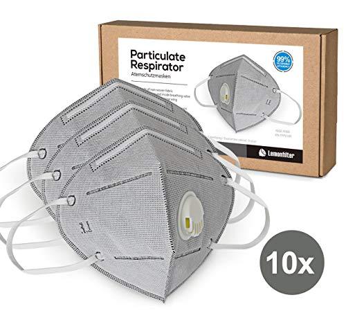 10 x Mascarillas Respiratorias Máscaras Antipolvo
